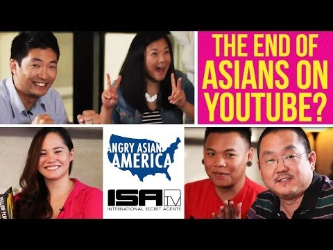 The End of Asians on YouTube? - ANGRY ASIAN AMERICA Ep. 6