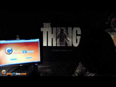 Reseña de la película  The thing (La Cosa) 2011