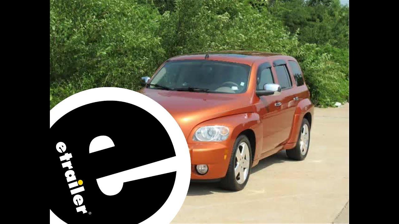 Trailer Wiring Harness Installation 2006 Chevrolet HHR YouTube – Light Wiring Diagram 2007 Chevy Hhr