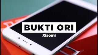 Bukti Ori - Xiaomi