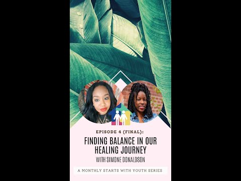 Black Joy: Finding Balance in our Healing Journey with Simone Donaldson (Episode 4)