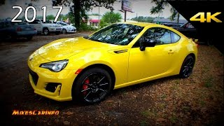2017 Subaru BRZ Series Yellow Special Edition - Quick Look in 4K