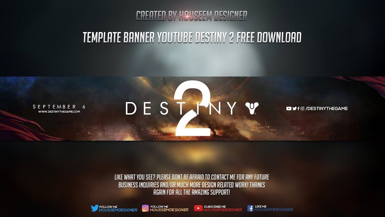 youtube banner template download business youtube banner