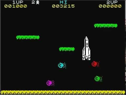 JetPac Game Demo