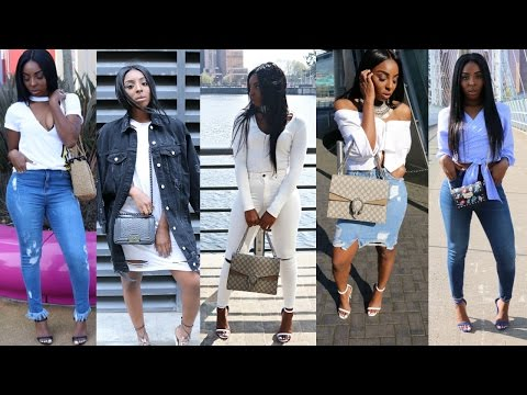 Spring Summer Lookbook | 2017 Fashion Trends