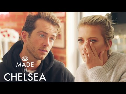 Liv Bentley's In Tears Over Digby's Move To South Africa | Made In Chelsea S18