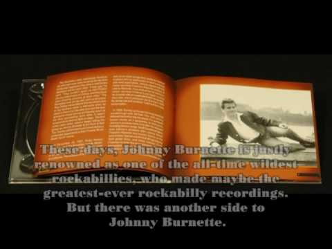 JOHNNY BURNETTE The