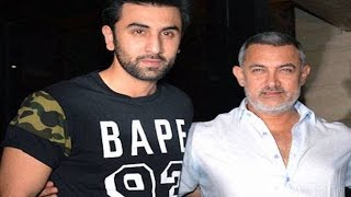 WTF! Aamir Khan to play Ranbir Kapoors dad in Sanjay Dutt BIOPIC