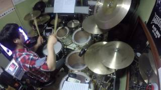 [Drum Cover] Red Hot Chili Peppers - Can't Stop