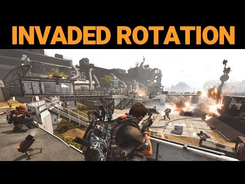 The Division 2 - INVADED ROTATION LIVE! (WEEK #4)