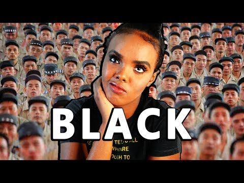 Being Black in China - My Experience