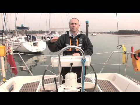 Boat Handling - Tide into Marina with Simon Jinks