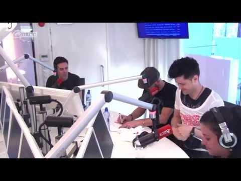 The Script bij Joep & Eva (hele interview) // Q-music