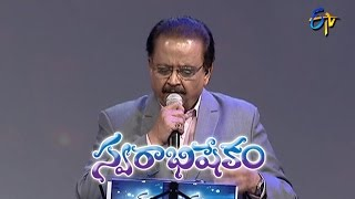 Sri Tumbura Narada Song - S.P.Balasubrahmanyam Performance in ETV Swarabhishekam - Glasgow, Scotland
