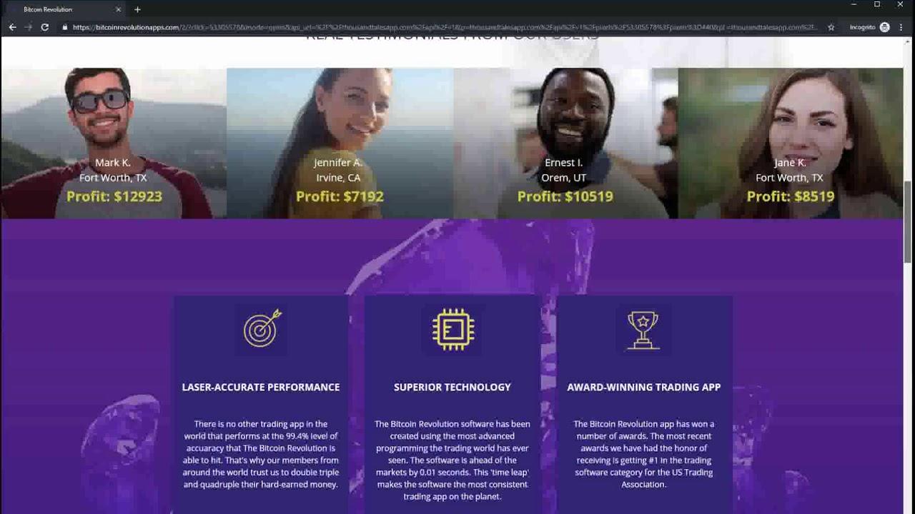 Erfahrung Bitcoin Revolution
