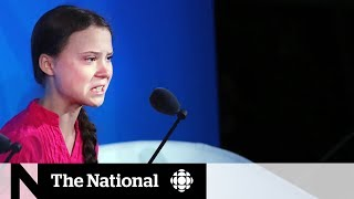 Greta Thunberg sees her Asperger's syndrome as a superpower in her climate fight