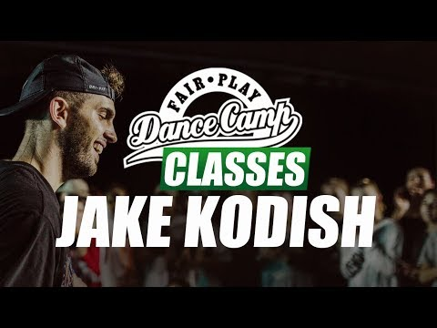 ★ Jake Kodish ★ Fantasy ★ Fair Play Dance Camp 2017 ★