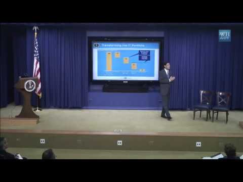 White House Forum on IT Management Reform