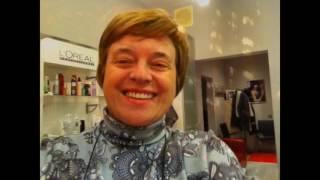 Новая стрижка / Не зубы-вырастут !!! / Парикмахерская / Красивая стрижка