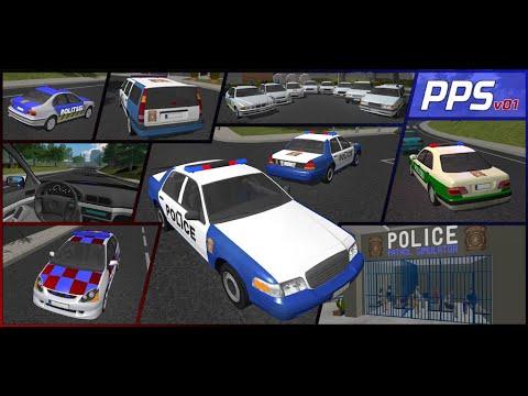 Police Patrol Simulator