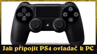 Tutorial: Jak připojit PS4 ovladač k PC