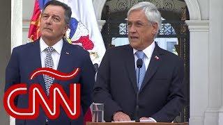 """Sebastián Piñera: """"Unasur ha fracasado"""""""