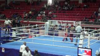 Samsun türkiye kickbox şampionası red cornt