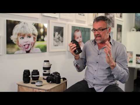 Portrait Photography with Graham Monro