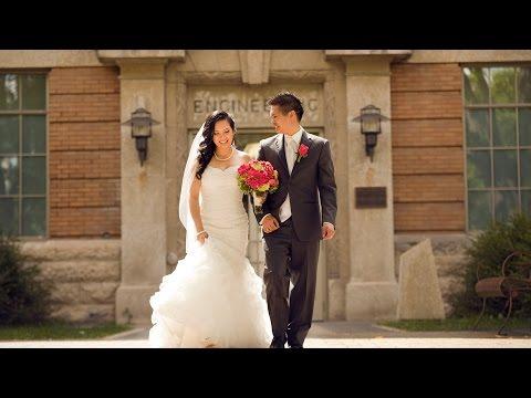 Erica & Howard | Wedding Highlights