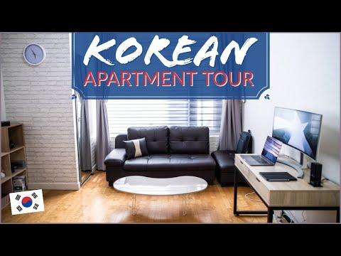 Ultimate Korean Apartment Tour! | EPIK Teacher Apartment (Rent Free!) | Daejeon, South Korea