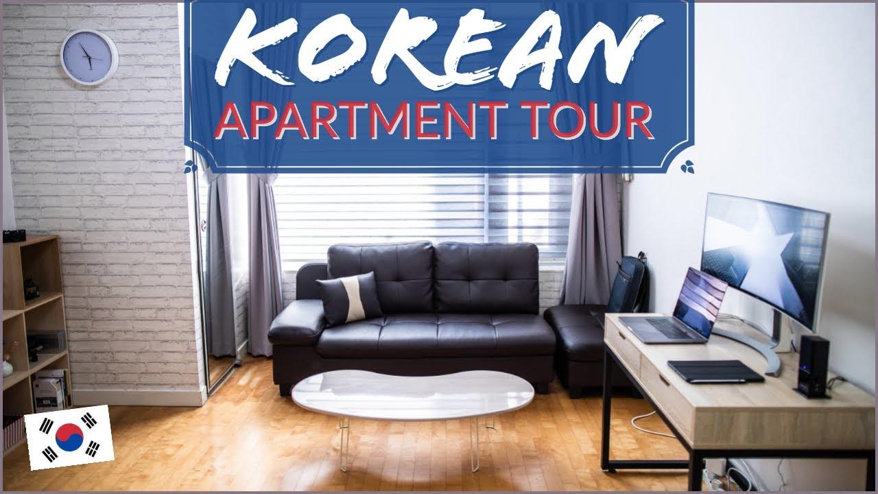 Ultimate Korean Apartment Tour Epik Teacher Apartment Rent Free Daejeon South Korea