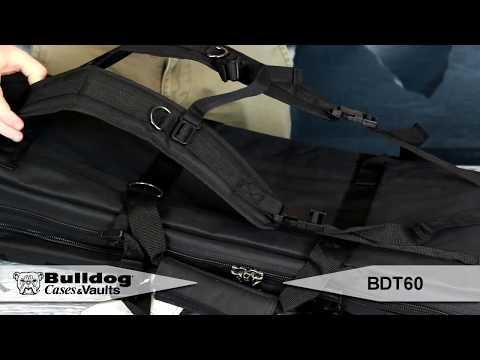 Bulldog Tactical Double Rifle Case