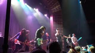 """Low Beams"" Touché Amoré & Self Defense Family 2/16/18 at The Regent Theater DTLA"