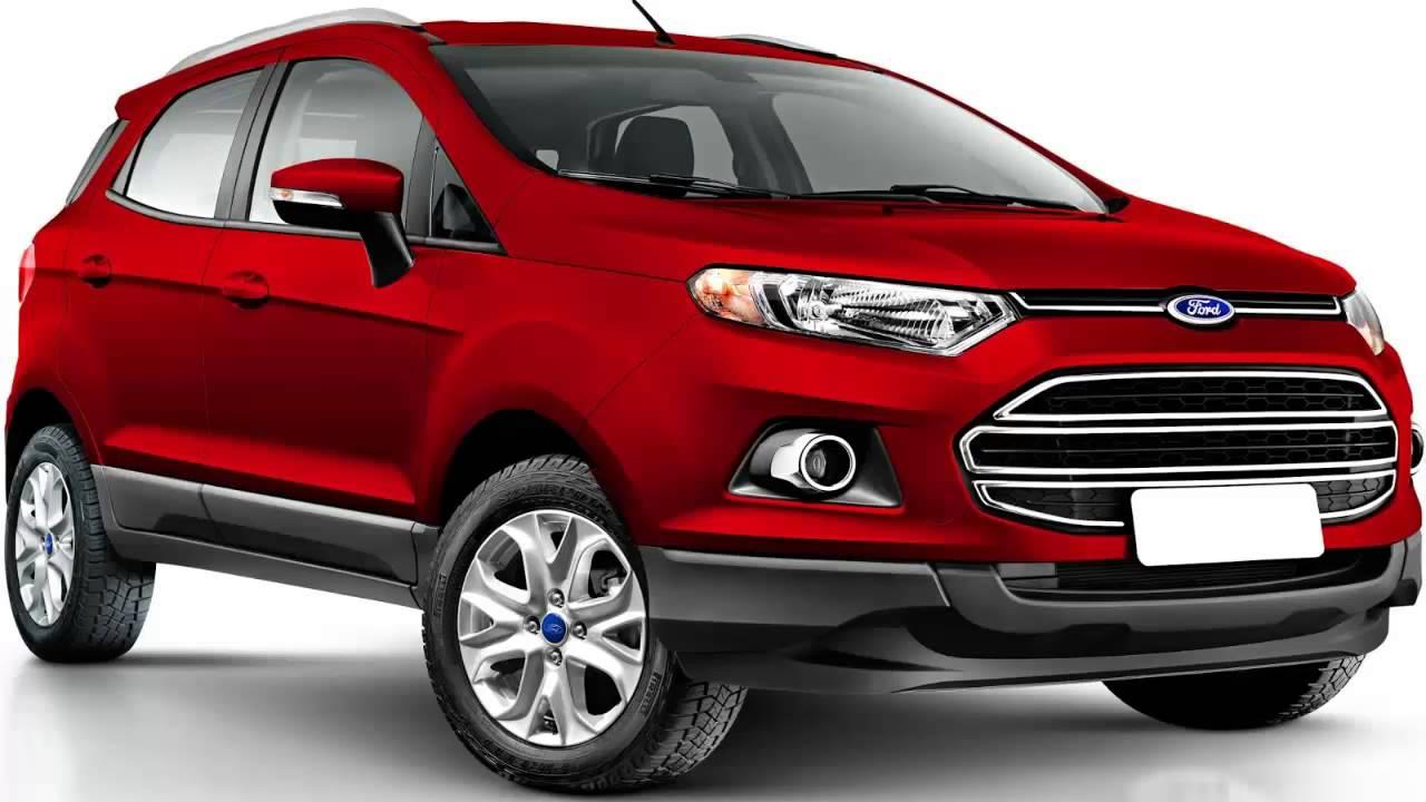 Ford EcoSport 2015 FreeStyle Powershift