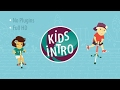 Kids Intro | After Effects template