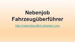 Nebenjob Fahrzeugüberführer - nebenberuflich-arbeiten.com