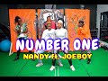 Gambar cover Number One - Nandy Featuring Joeboy  Dance choreography