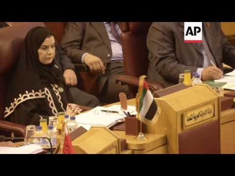 First conference of Arab Parliament Speakers held in Cairo
