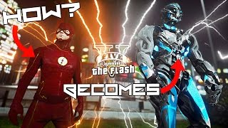 How Barry Allen Became Savitar ? Flashpoint Future Flash Theory (GTA 5 Ultimate Flash Mod)