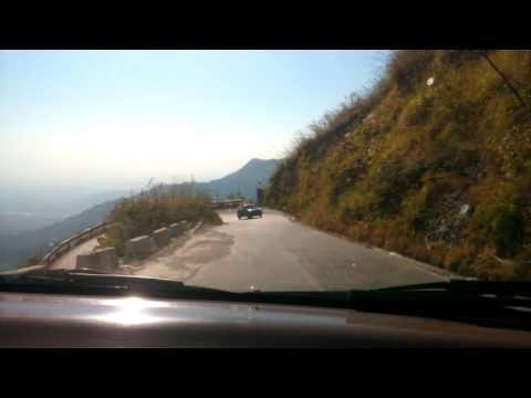 DARJEELING TO SILIGURI HILCURT ROAD
