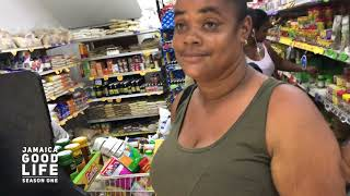 JAMAICA GOOD LIFE - EP9 - Food Shopping in Negril