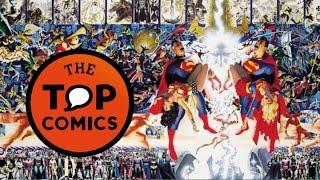 Crisis en DC Comics ¿Cuantas y cuáles son? #CrisisEnTierrasInfinitas
