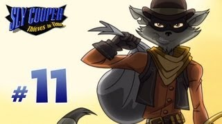 Sly Cooper: Thieves in Time - Part 11 - Tennessee Kid Cooper