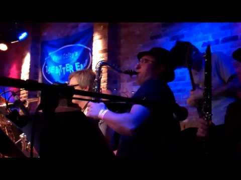 Brian Carpenter's Ghost Train Orchestra-2013 NYC Winter Jazz, Set Closer