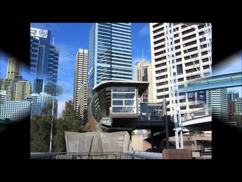 Lost Sydney Monorail