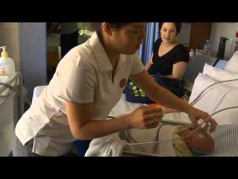 Newborn Hearing Screening (Australia), Telethon Speech & Hearing