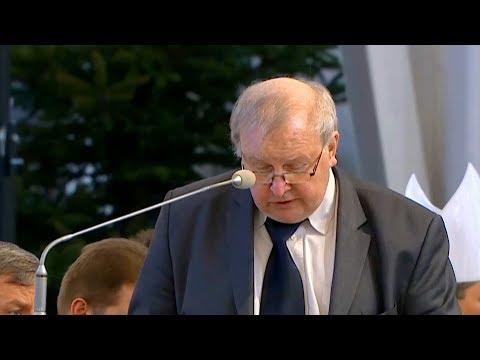 Aleksander Hall: nienawiść, która zabiła Pawła Adamowicza wzbudzano i podsycano