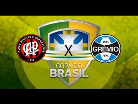 Atlético-PR 0x1 Grêmio - GOLS E MELHORES MOMENTOS 24/08/16