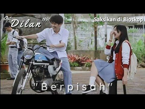 Berpisah (OST.Dilan 1991) -The PanasDalam Bank feat Vanesha Prescilla Lirik Lagu