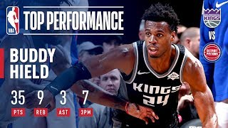 Buddy Hield Goes Off And Hits Game-Winner For Kings! | January 19, 2019